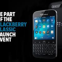 Megérkezett a BlackBerry Classic - liveblog