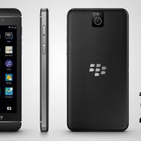 BlackBerry Z15 koncepció, itthonról