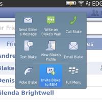 Megjött a Facebook 3.3, még erősebb BBM-intergrációval