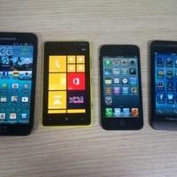 BlackBerry L-széria, díszes társaságban