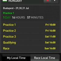 Alkalmazásajánló: Formula1.com 2011