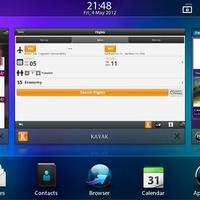 Jobb androidos multitaskingot ad a BlackBerry 10, mint maga az Android