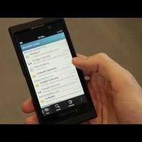 BlackBerry Hub - minden üzenet forrása