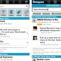 BlackBerrykre is megjött a foursquare 3.0