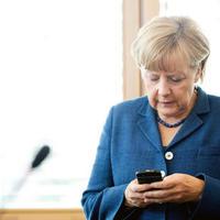 Megvan Angela Merkel következő okostelefonja