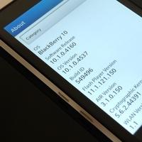 Nem hivatalos OS 10.1 frissítések BB10-es telefonokhoz