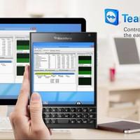 BlackBerry 10-re is elérhető a TeamViewer
