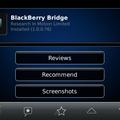 Régiónkban is elérhető a BlackBerry Bridge alkalmazás