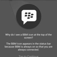 Újraindult az androidos BBM tesztelése