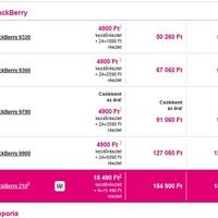Megérkezett Magyarországra a BlackBerry Z10