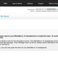 Sokkal könnyebb az új BlackBerry Worldből alkalmazást telepíteni