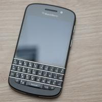 Kézben a végleges BlackBerry Q10