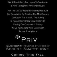 A BlackBerry az Apple-re, az Apple a Google-re mutogat