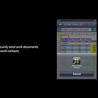 Szuperbiztonságos androidos telefonok és iPhone-ok -- BlackBerry-háttérrel