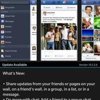 Új Facebook BB10-re -- oszd meg és uralkodj!