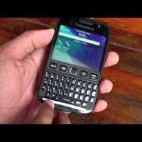 Továbbfejlesztett OS 7.1 fut a BlackBerry 9720-on
