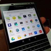 Androidos Passport 2-n dolgozik a BlackBerry?