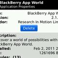 Megérkezett az új App World
