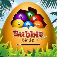 Angry Birds helyett Bubble Birds