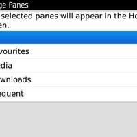 Információmorzsák az új BlackBerry OS-ről
