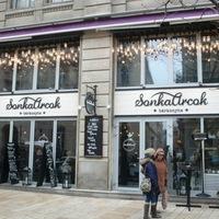 Sonkaarcok: Spain in Budapest