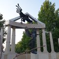 The first year anniversary of one of Budapest's best and worst memorials