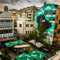 Budapest's best murals all on one map