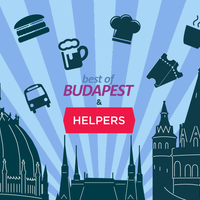 Best of Budapest (a.k.a. A Day in the City) partners with Helpers Hungary