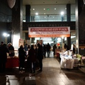 An evening market with the country's best salami