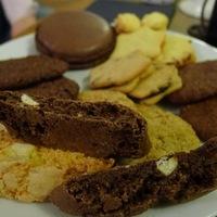 The best biscuits in Budapest: La Delizia
