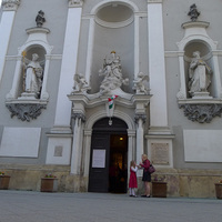 The tourist who finds treasure in Budapest: The Downtown Saint Michael's church