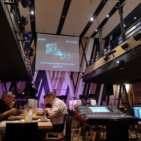 A delightful jazz bar in an exciting building - Opus Jazz Club