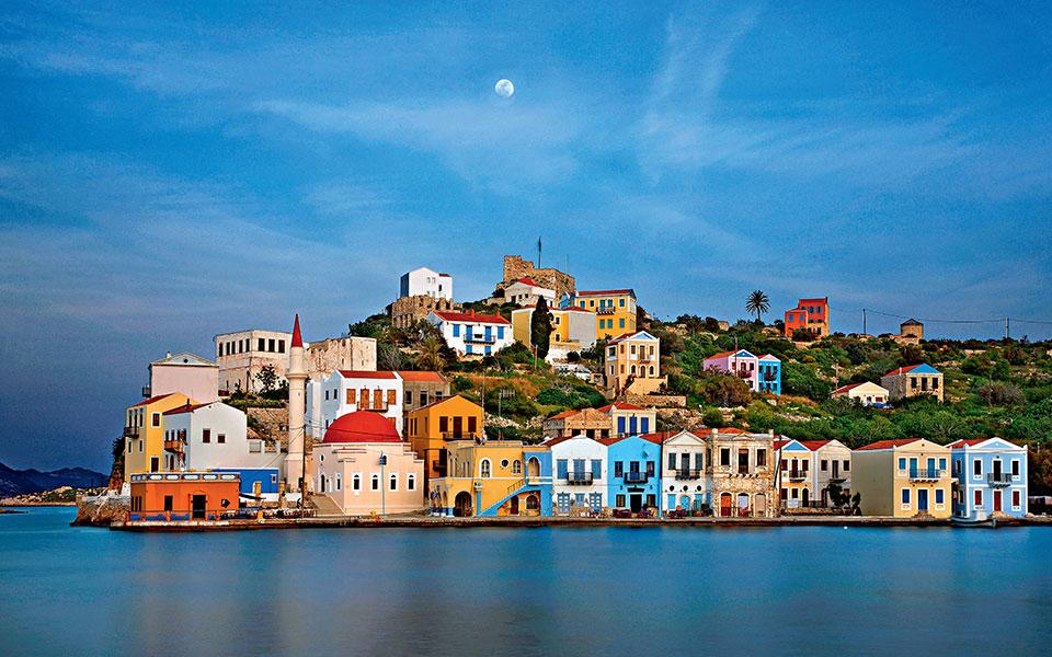 5 alig ismert, de annál lenyűgözőbb görög sziget