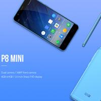 Elephone P8 mini okostelefon teszt