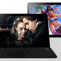 Chuwi Surbook mini tablet teszt – Anyagában HP Probook
