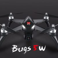 MJX Bugs 5W drón teszt – Frigót nyelt Alien