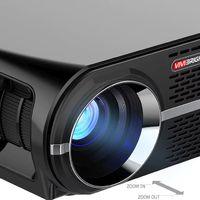 Vivibright GP100 UP projektor teszt – A hús is bab?