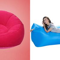 Felfújható fotelek tesztje