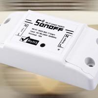 Sonoff WiFi relé teszt