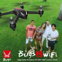 MJX Bugs 2W WiFi drón – Digitális vörös ördög