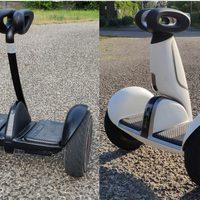 Ninebot scooter Mini és Plusz teszt - Turista járgányok csatája