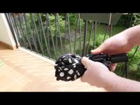 KCasa duplarétegű esernyő teszt