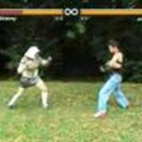Tekken: Nagyi vs. Jin