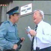 Turista vs. rendőr!