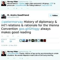 Ezt üzeni Andre Goodfriend a magyaroknak
