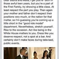 Obama két kamasz lánya túltolta a ribancjelmezt a hivatalos protokoll-eseményen