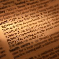 Az egészség fontos, érti?