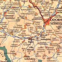 Földrajzi elhelyezkedés, Udvarhely és környéke