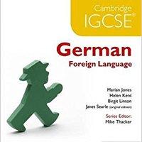 >DOC> Cambridge Igcse & International Certificate German Foreign Language. written busqueda Viejo tanto Facebook offers goods RabbitMQ