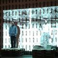 Bukta performance, ahol bárki Bukta Imre lehet pár másodpercig.